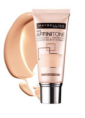 Maybelline Affinitone Makeup 17  Rose beige