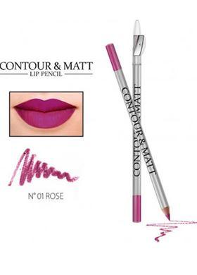 REVERS® Contour & Matt Lip Pencil #01 Rose