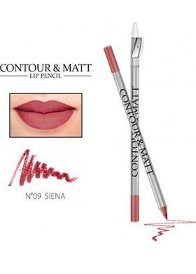 REVERS® Contour & Matt Lip Pencil #09 siena