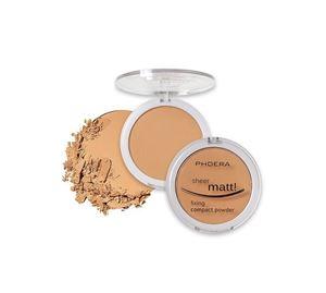 Beauty Basket - Phoera Cosmetics Compact Powder Golden Beige 205 (12g)