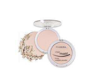 Beauty Basket - Phoera Cosmetics Compact Powder Translucent 201 (12g)