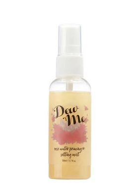Phoera Cosmetics Dew Me Rose Setting Spray Rose Gold 103 (50ml)