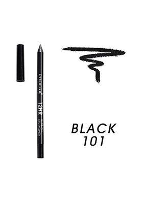 Phoera Cosmetics Eyeliner Gel Pencil Black 101