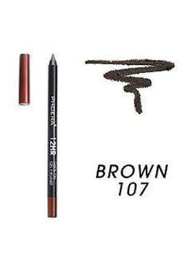 Phoera Cosmetics Eyeliner Gel Pencil Brown 107