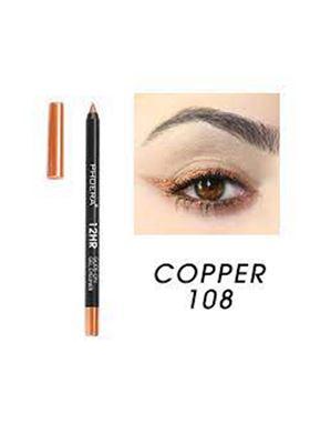 Phoera Cosmetics Eyeliner Gel Pencil Copper 108