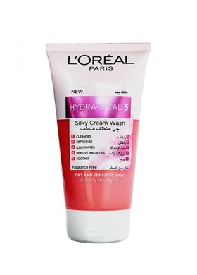 Silky Cream Wash L'Orιal