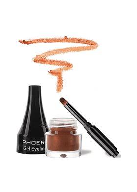 Phoera Cosmetics Gel Eyeliner Copper 206 (2.2g)