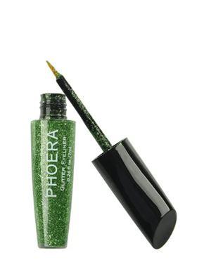 Phoera Cosmetics Glitter Eyeliner Green 103 (7ml)