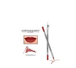 Beauty Basket - Contour & Matte Lip Pencil 02 Marcala