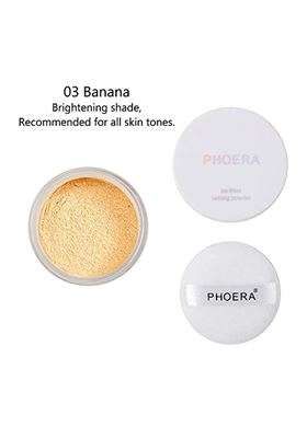 Phoera Cosmetics Setting Powder Banana 103 (5g)