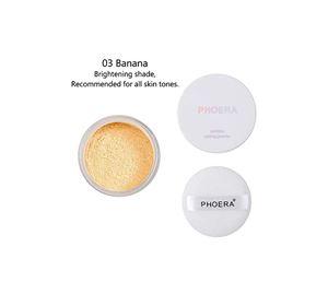 Beauty Basket - Phoera Cosmetics Setting Powder Banana 103 (5g)
