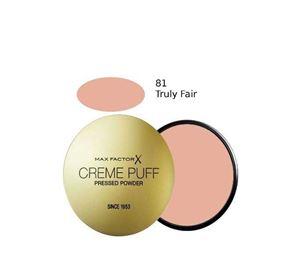 Beauty Basket - Creme Puff 81 Truly Fair