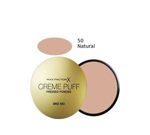 Beauty Basket - Creme Puff 50 Natural
