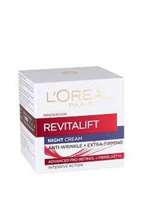 L'oreal Revitalift Night Cream Anti-wrinkle