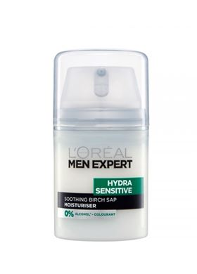L'oreal Men Expert moisturiser For Sensitive Skin