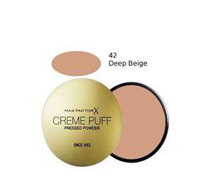 Beauty Basket - Creme Puff Powder 42 Deep Beige
