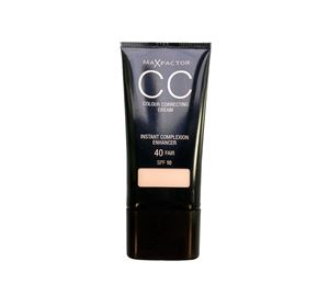 Beauty Basket - Colour Correcting Cream No 40 MAX FACTOR