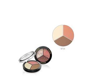 Beauty Basket - Revers Pure Mineral Contour #01