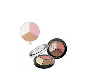 Beauty Basket - Revers Pure Mineral Contour #02