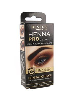 Revers HENNA PROcolors #Black
