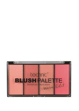 technic blush palette warm edit