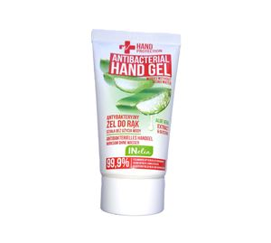 Beauty Basket - ANTIBACTERIAL HAND GEL 50 ML