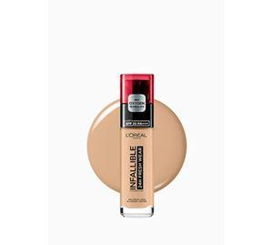 Beauty Basket - L'Oreal Paris Infaillible 24H Foundation 120 Vanilla