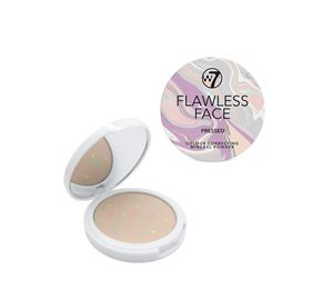 Beauty Basket - W7 Flawless Face Pressed Colour Correcting Mineral Powder