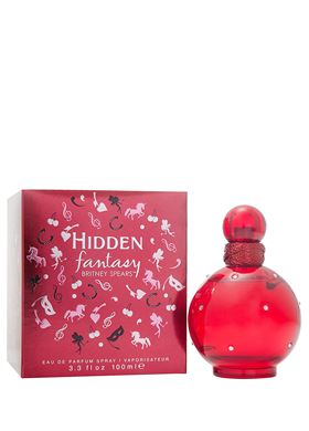 Britney Spears Hidden Fantasy Women Eau De Parfum Spray 100ml