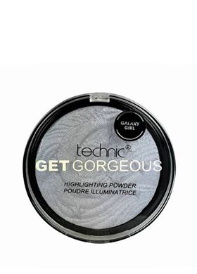 Technic Get Gorgeous Highlighting Powder Galaxy Girl New