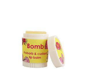 Beauty Basket - Bomb Cosmetics Rhubarb & Custard Dudak Balmı