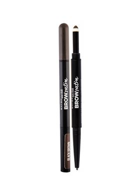 Maybelline Brow Satin Duo 05 Black Brown