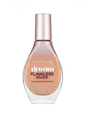Maybelline Dream Flawless Nude Foundation No 10 Ivory