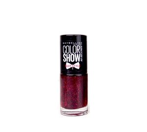 Beauty Basket - Maybelline Color Show Nail Lacquer No 444 Red Reaction