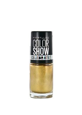 Maybelline Color Show Nail Lacquer No 108 Golden Sand