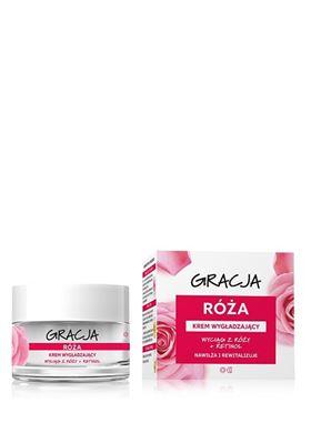Gracja Rose Smoothing Cream 50ml
