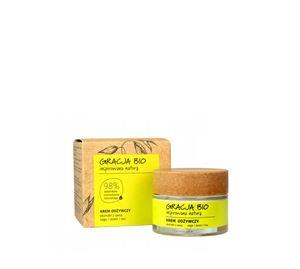 Beauty Basket - Gracja Bio Nourishing Day/Night Cream 50ml