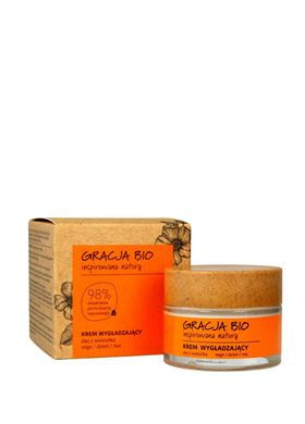 Gracja Bio Smoothing Day/Night Cream 50ml