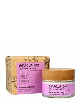 Gracja Bio Moisturizing Day/Night Cream 50ml