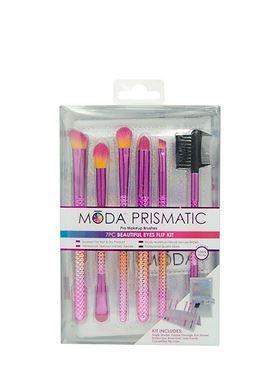 Royal & Langnickel Moda Prismatic Beautiful Eyes Flip Kit 7pcs