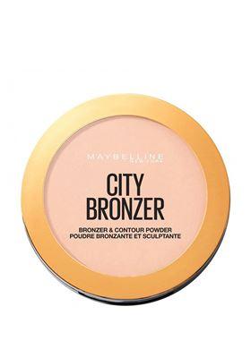 Maybelline City Bronzer & Contour Powder (150) Light Warm