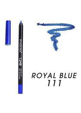 Phoera Cosmetics Eyeliner Gel Pencil Royal Blue 111
