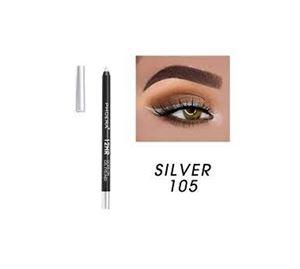 Maybelline & More - Phoera Cosmetics Eyeliner Gel Pencil Silver 105