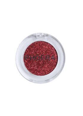 Phoera Cosmetics Glitter Eyeshadow Hot Red 107 (2g)