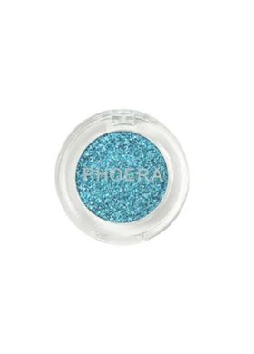 Phoera Cosmetics Glitter Eyeshadow Sky Blue 103 (2g)