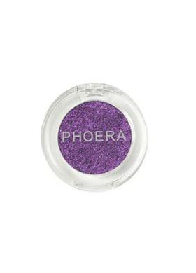 Phoera Cosmetics Glitter Eyeshadow Violet 106 (2g)
