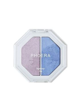 Phoera Cosmetics Highlighter Duo 7 Day Wknd / Poolside 202 (7g)