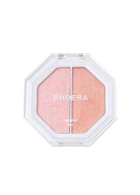Phoera Cosmetics Highlighter Duo Girl Next Door / Chic Phreak 206 (7g)