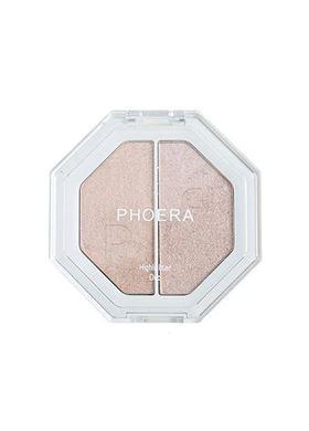 Phoera Cosmetics Highlighter Duo Lightning Dust / Fire Crystal 205 (7g)