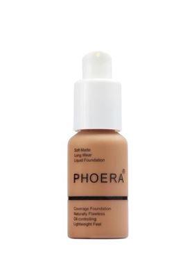 Phoera Cosmetics Liquid Matte Foundation Honey 107 (30ml)